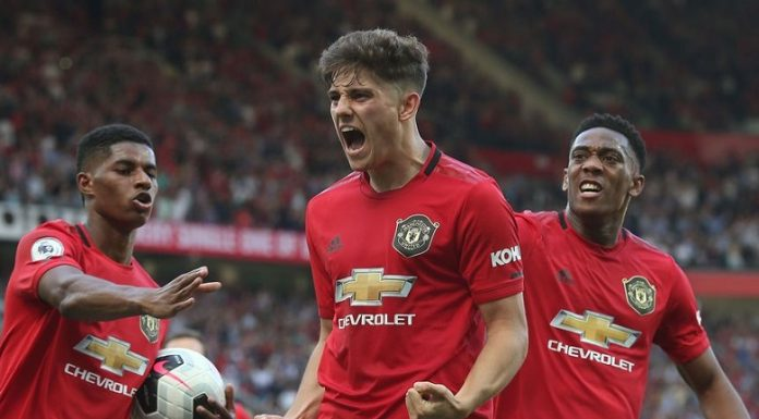 Manchester United Bermain Sangat Baik