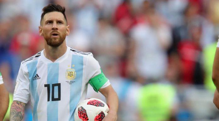 Lionel Messi Tutup Tahun Terbaiknya Bersama Timnas Argentina
