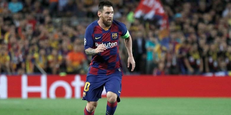 Photo of Siapa pun yang Hentikan Lionel Messi Bakal Masuk Buku Sejarah