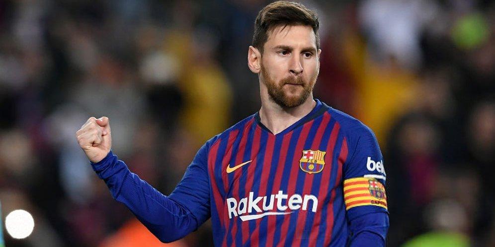 Photo of Rapor Lionel Messi yang Terbaik di WhoScored, Ronaldo Ada di Ranking Berapa?