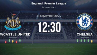 Photo of Prediksi Sepak Bola Newcastle United vs Chelsea 21 November 2020