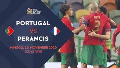 Photo of Prediksi Parlay Malam Ini Portugal vs Prancis 15 November 2020 100% Jackpot