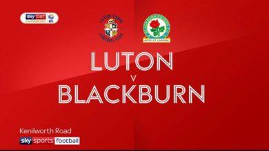 Photo of Prediksi Skor BolaChampionship Luton Town vs Blackburn Rovers 21 November 2020
