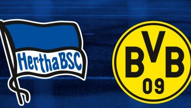 Photo of Prediksi Akurat Hertha Berlin vs Borussia Dortmund 22 November 2020