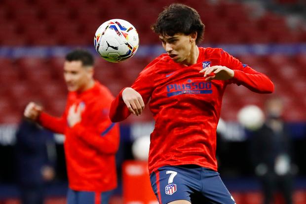 Joao Felix Terkena Covid-19, Atletico Madrid Meringis - MamaBola
