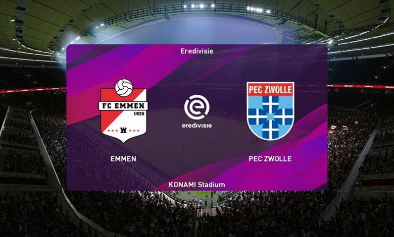 Prediksi: FC Emmen vs PEC Zwolle - MamaBola
