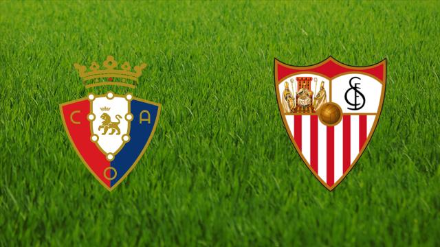 Prediksi Bola: Osasuna vs Sevilla - MamaBola