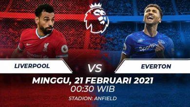 Photo of Prediksi Sepakbola: Liverpool vs Everton