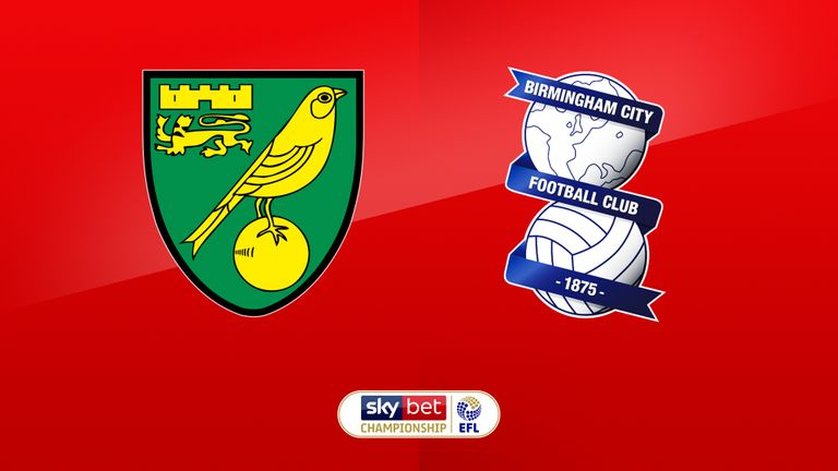 Prediksi Birmingham vs Norwich - MamaBola
