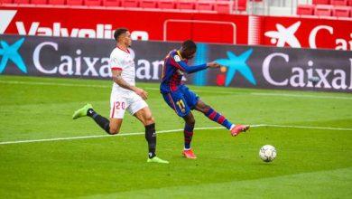 Photo of Kutukan Messi Kandas, Dembele Top Skor Ketiga Prancis di Barcelona