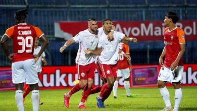 Photo of Piala Menpora 2021: Persija Jakarta Pesta Gol ke Gawang Borneo FC