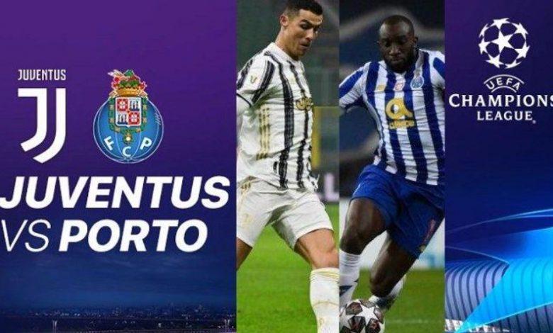 Nonton Juventus vs Porto: Nyonya Tua Mengincar Comeback - MamaBola
