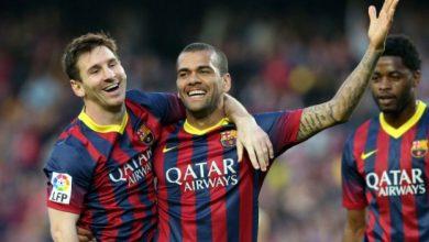 Photo of Dani Alves Buka Borok Barcelona dan Sebut Lionel Messi Terbaik Dunia