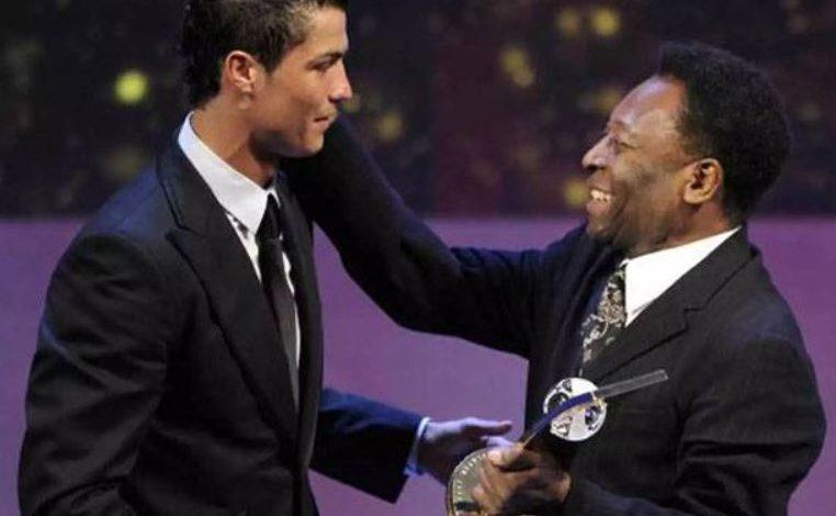 Akhirnya Pele Mengakui Rekor Gol Ronaldo Setelah Ciptakan Hatrick - MamaBola
