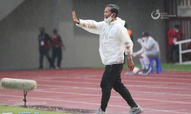 Djanur Berharap Barito Putera Jaga Semangat Juang di Babak Gugur Piala Menpora - MamaBola