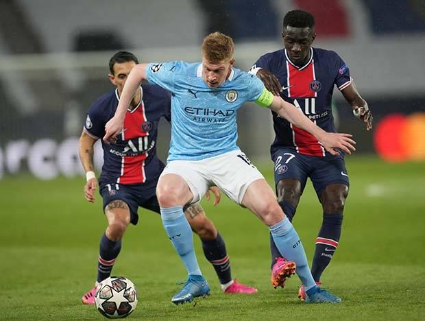 Lumat PSG, Manchester City Ukir Banyak Rekor - MamaBola