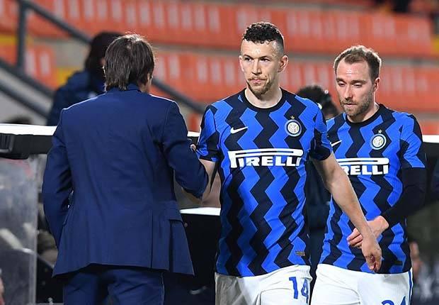 Gagal Menang di Markas Spezia, Conte Beralasan Pemain Inter Milan Kelelahan - MamaBola