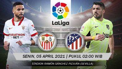 Photo of Prediksi Sevilla vs Atletico Madrid: Ambisi Mempertahankan Tahta La Liga