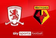 Photo of Prediksi Middlesbrough vs Watford Senin 5 April 2021