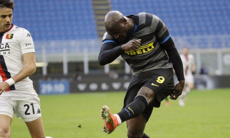 Lukaku Kaget Inter Bisa Duduk Nyaman di Pucuk Klasemen Liga Italia - MamaBola