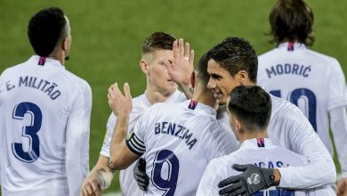 Photo of Transfer Alternatif Real Madrid Jika Batal Gaet David Alaba