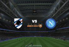 Photo of Live Streaming  Sampdoria vs Napoli 23 September 2021