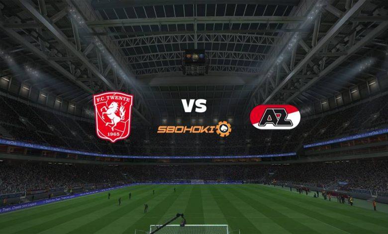 Live Streaming FC Twente vs AZ Alkmaar 23 September 2021 - MamaBola