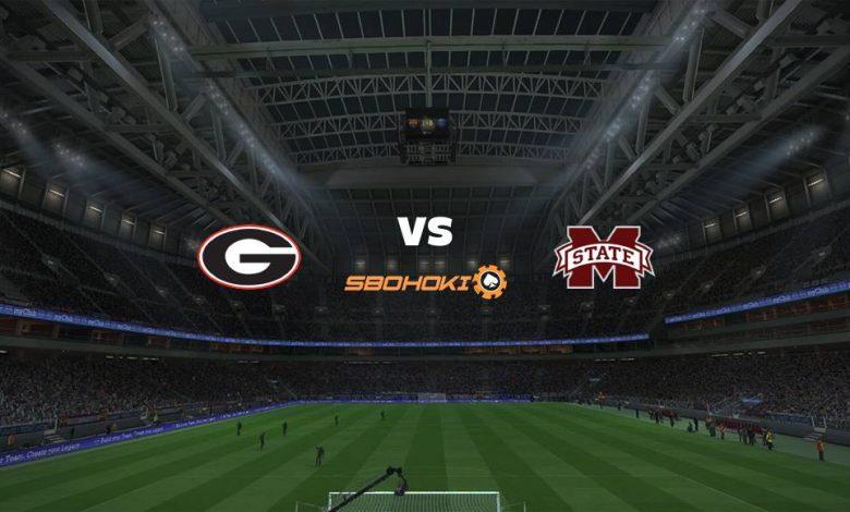 Live Streaming Georgia Bulldogs vs Mississippi State Bulldogs 23 September 2021 - MamaBola